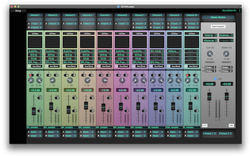SoundDesk Screenshot 1