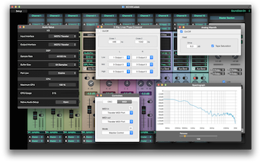 SoundDesk Screenshot 2