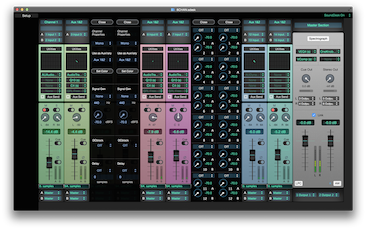 SoundDesk Screenshot 3